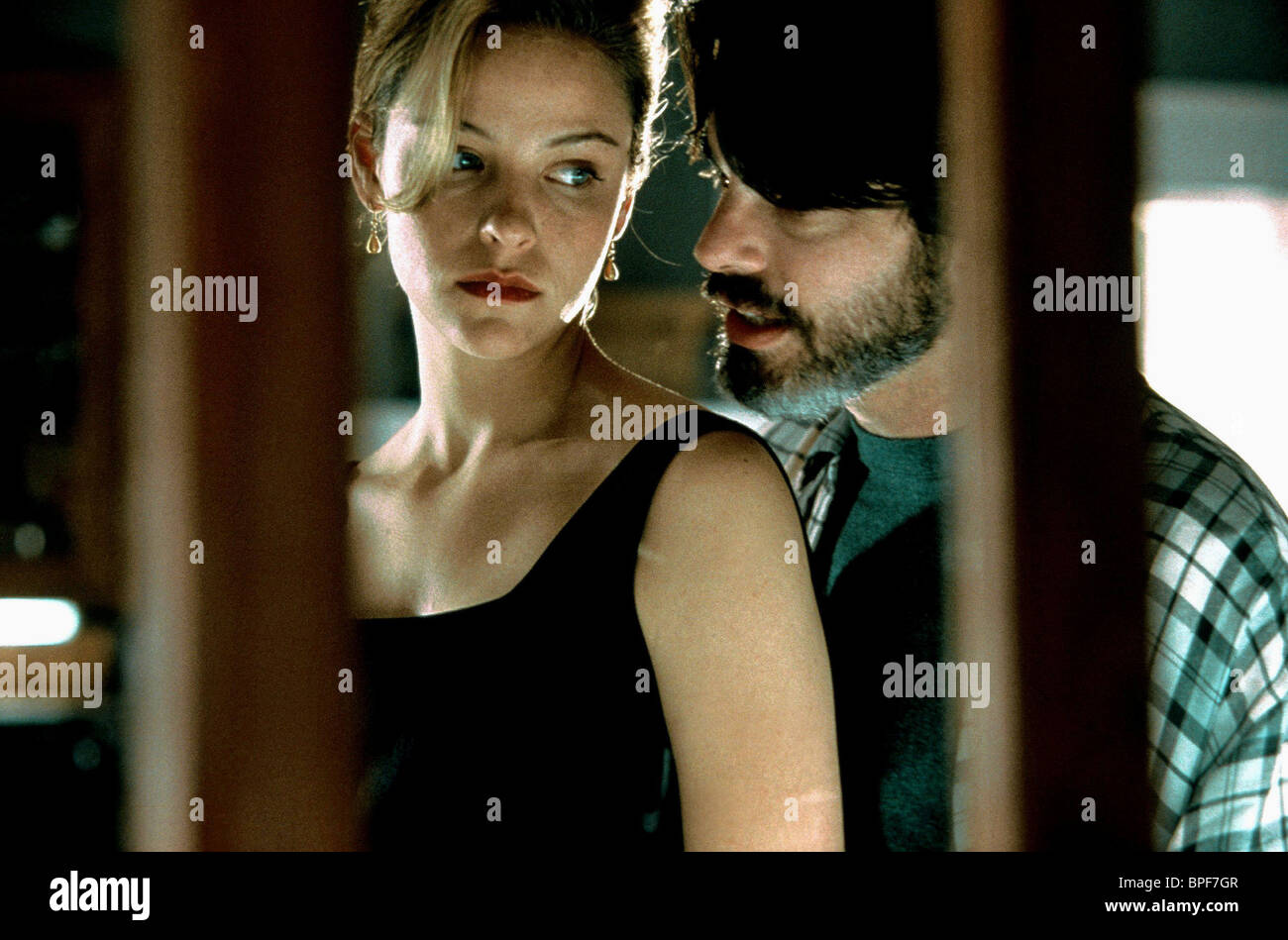 ALISON ELLIOTT PETER GALLAGHER THE UNDERNEATH (1995) - Stock Image