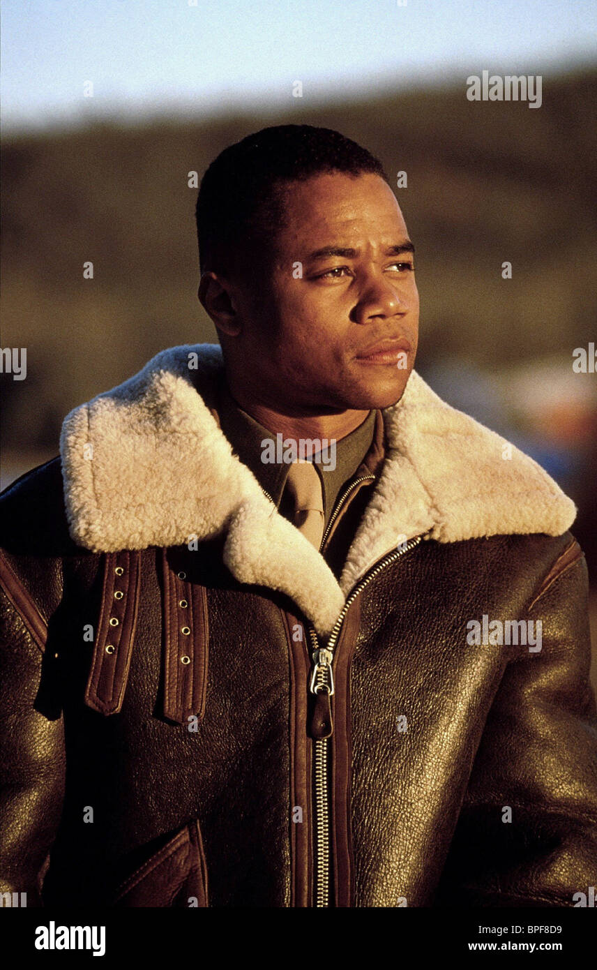 CUBA GOODING JNR THE TUSKEGEE AIRMEN (1995) - Stock Image