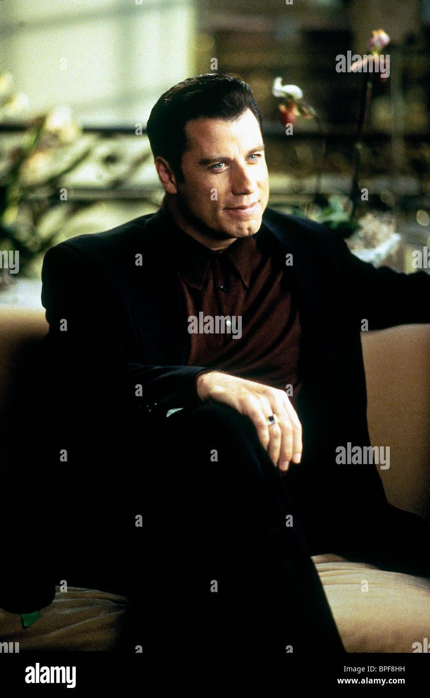 JOHN TRAVOLTA GET SHORTY (1995) - Stock Image