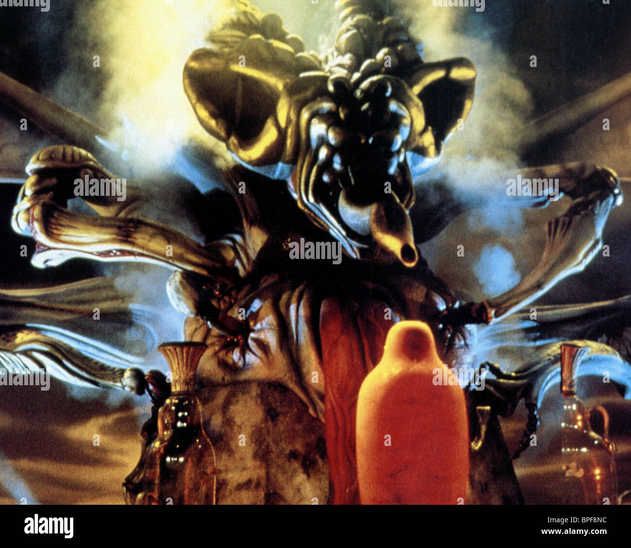 MONSTER SCENE LORD OF ILLUSIONS (1995) - Stock Image