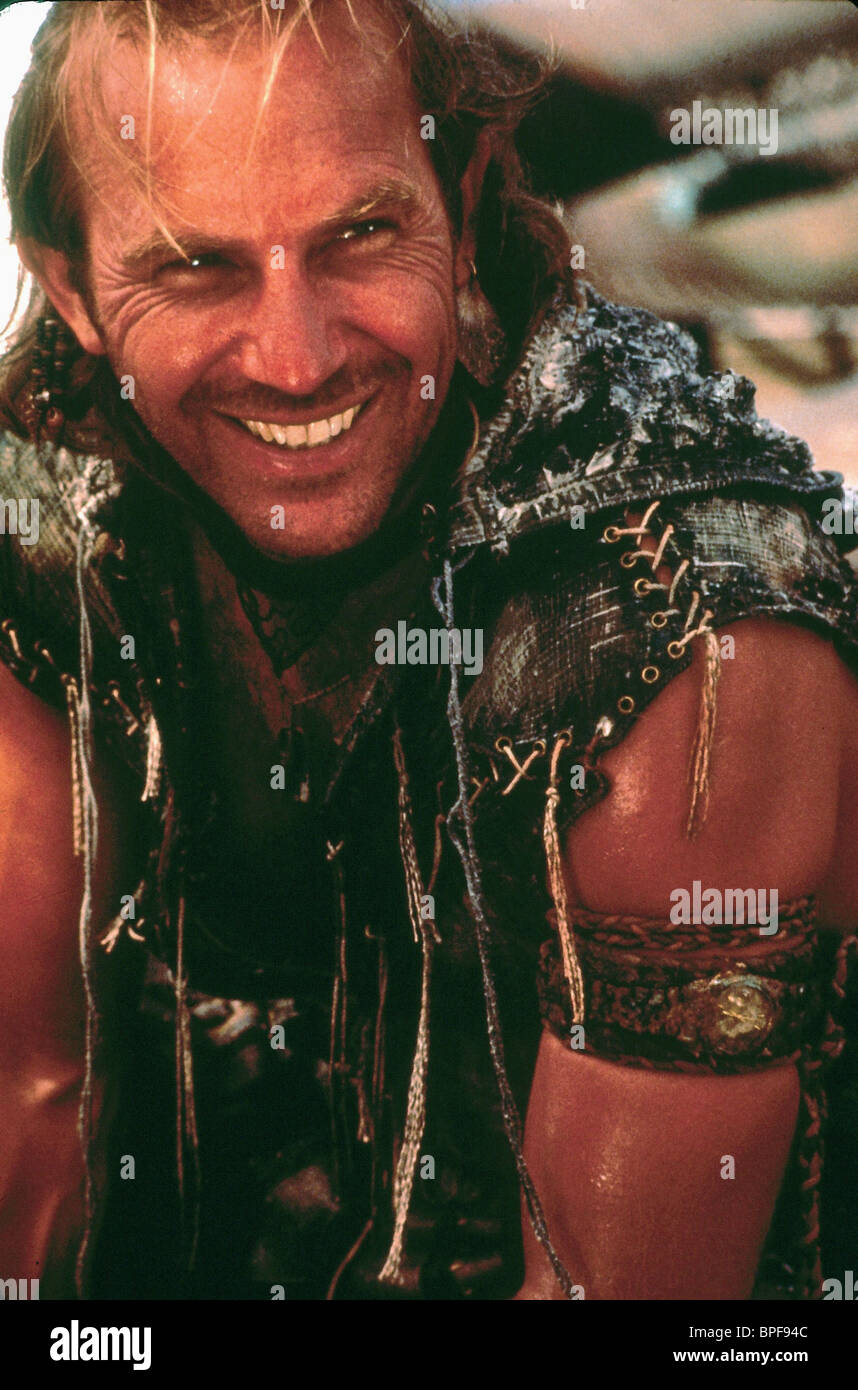 KEVIN COSTNER WATERWORLD (1995) - Stock Image