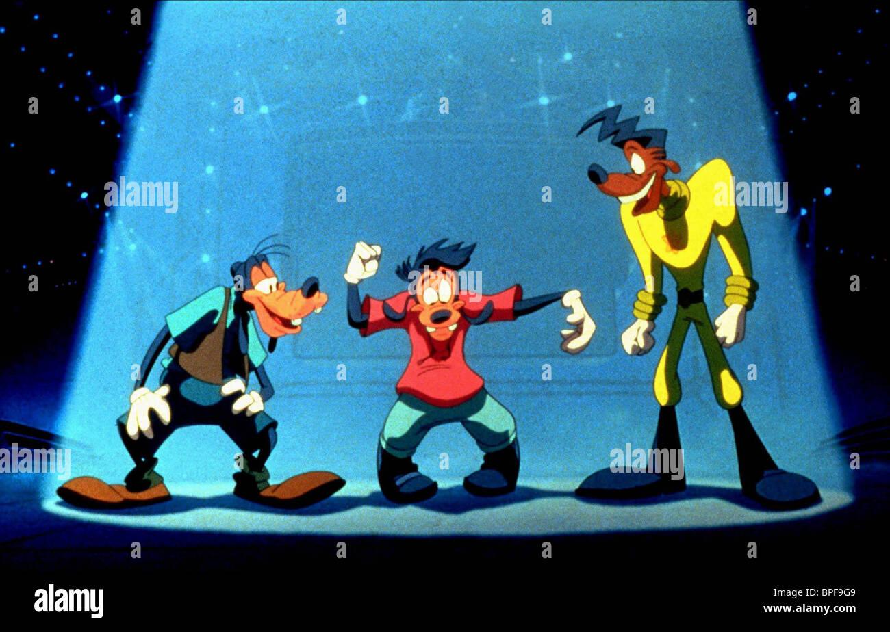 Goofy Max A Goofy Movie 1995 Stock Photo Alamy