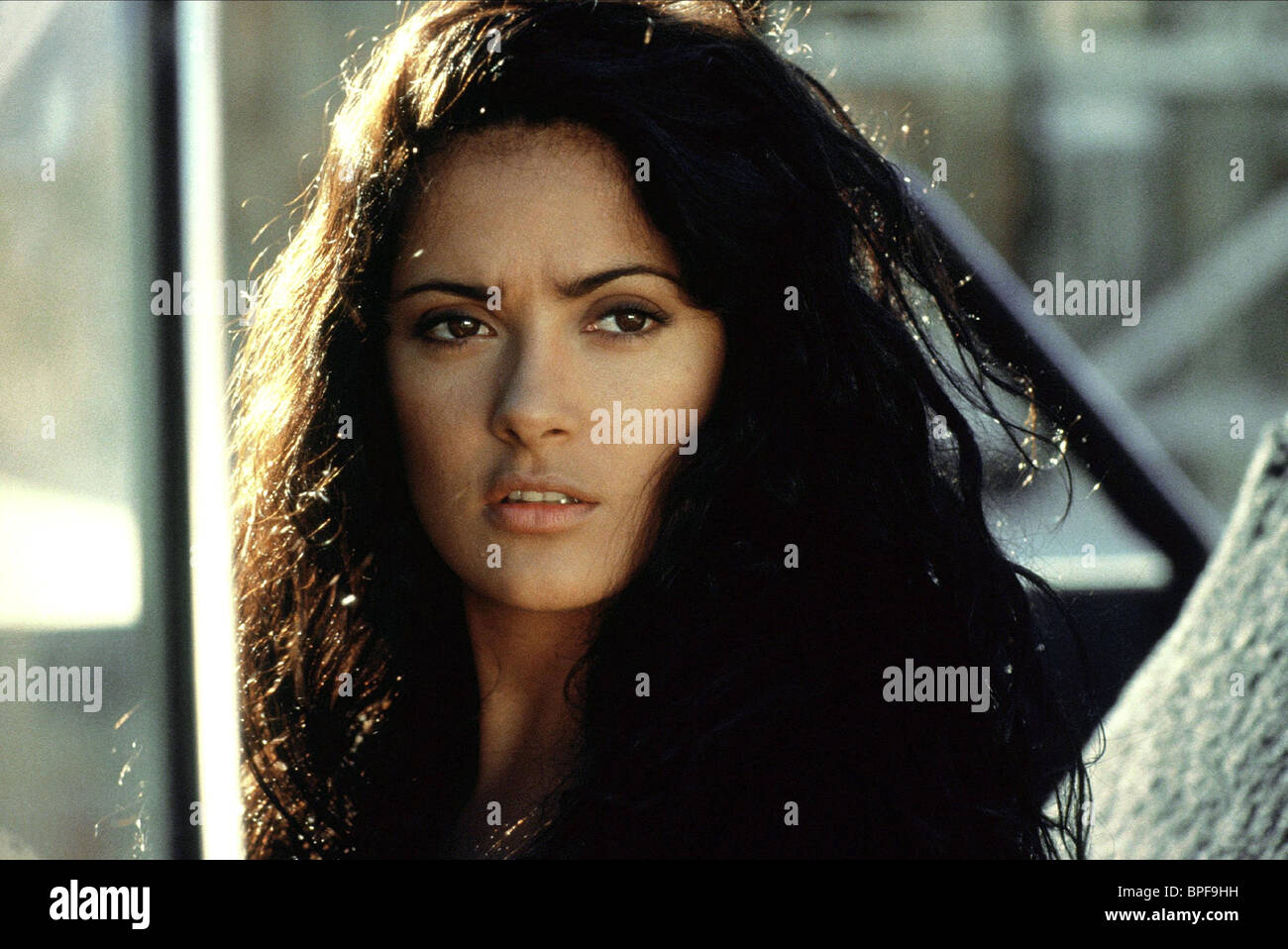 SALMA HAYEK DESPERADO (1995) - Stock Image