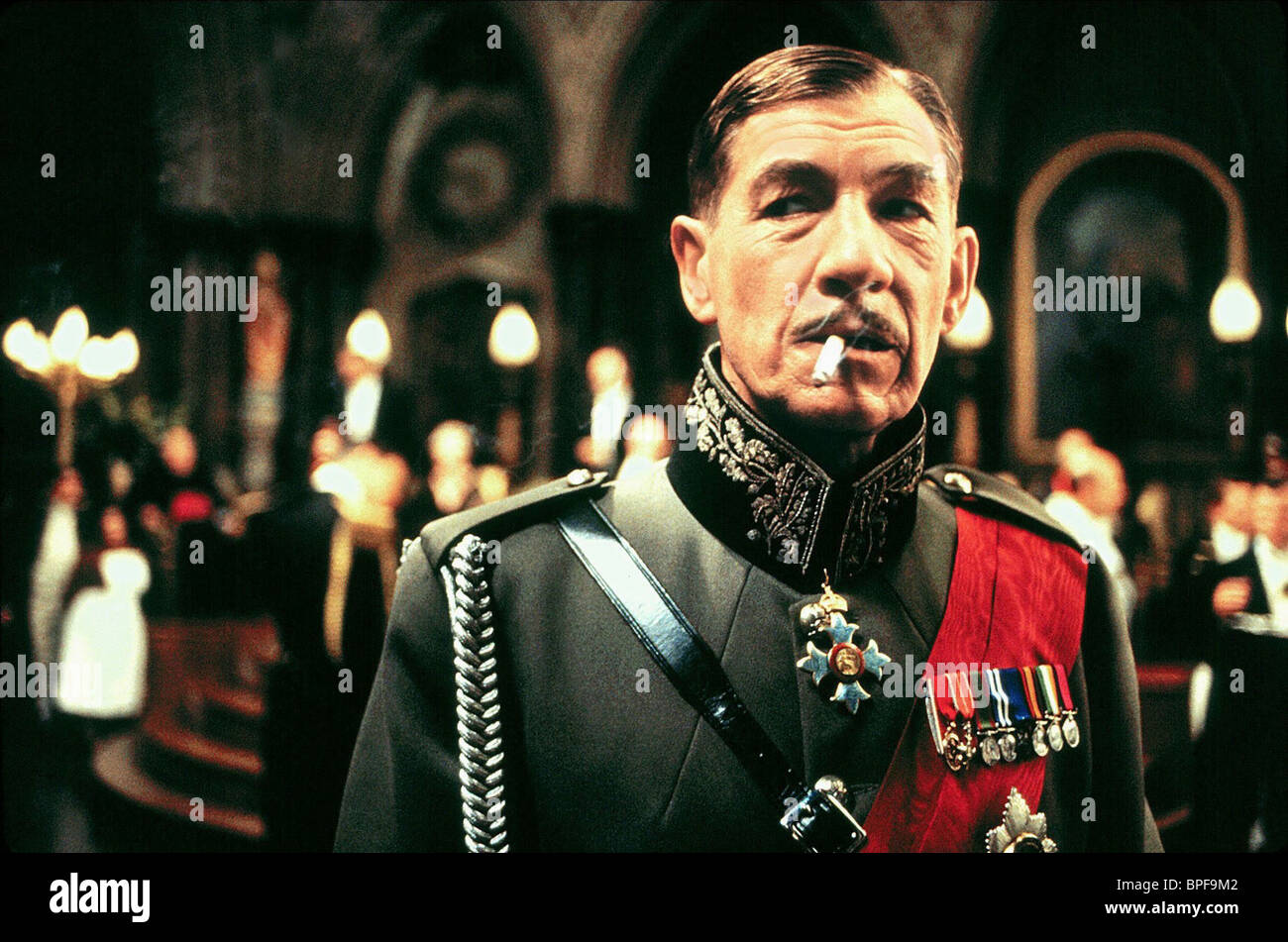 SIR IAN MCKELLEN RICHARD III (1995) - Stock Image
