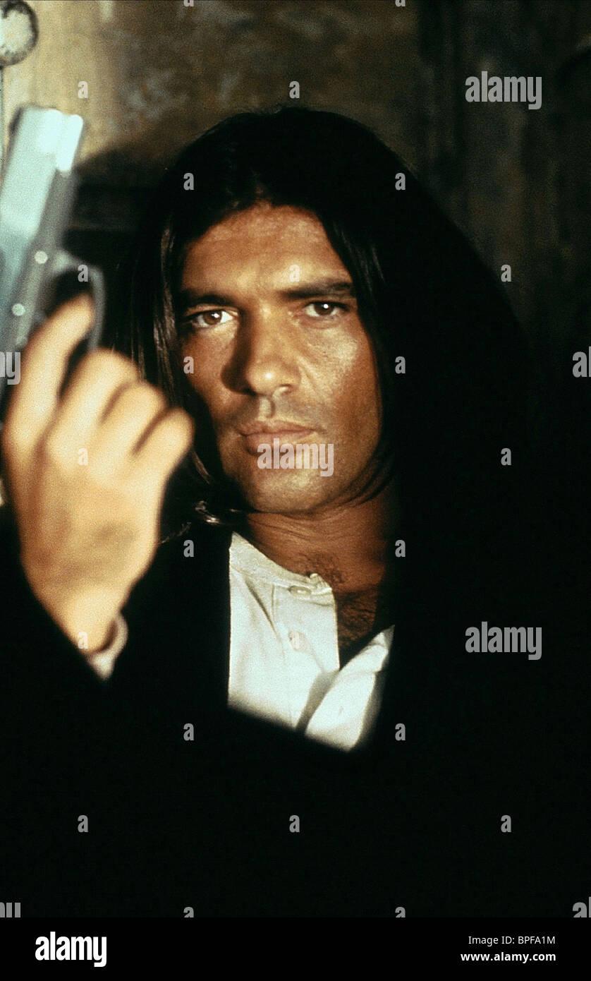 ANTONIO BANDERAS DESPERADO (1995) - Stock Image