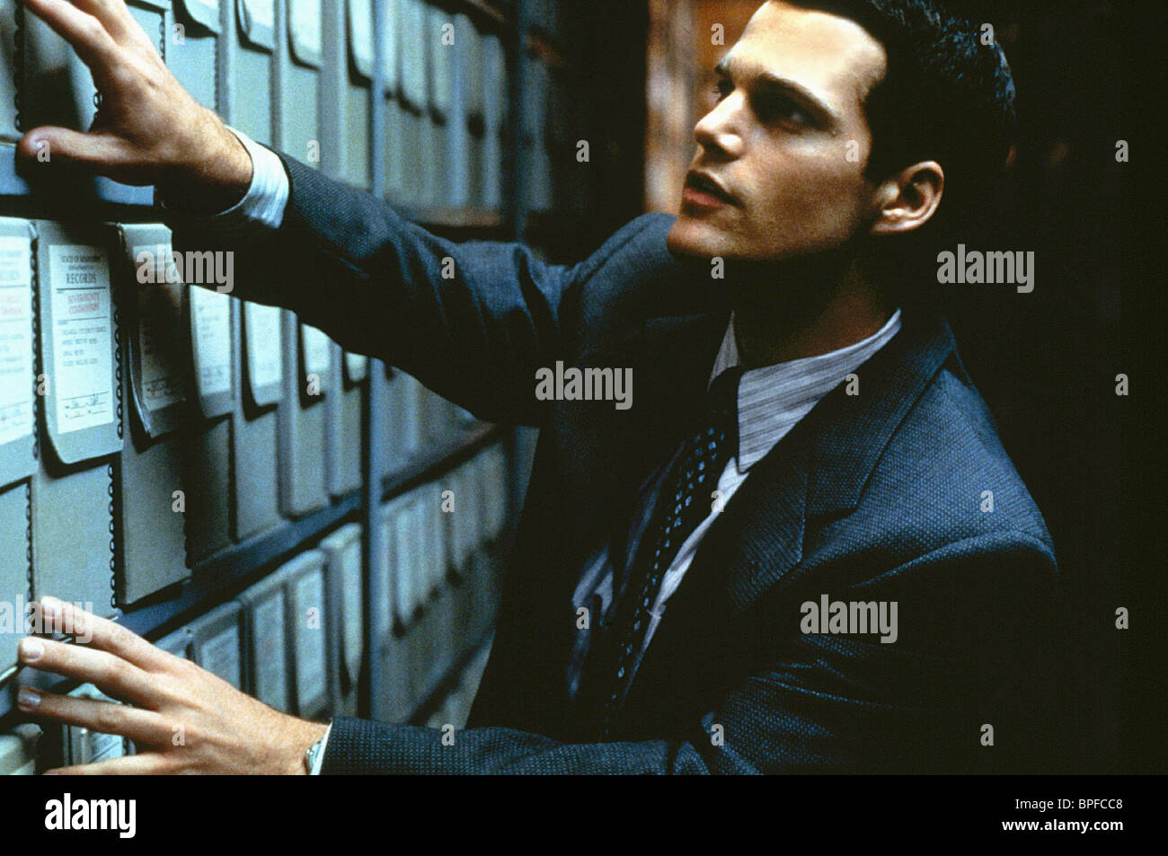 CHRIS O'DONNELL THE CHAMBER (1996) - Stock Image