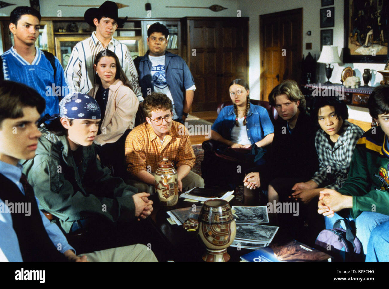 GENERAL SCENE D3: THE MIGHTY DUCKS (1996) - Stock Image