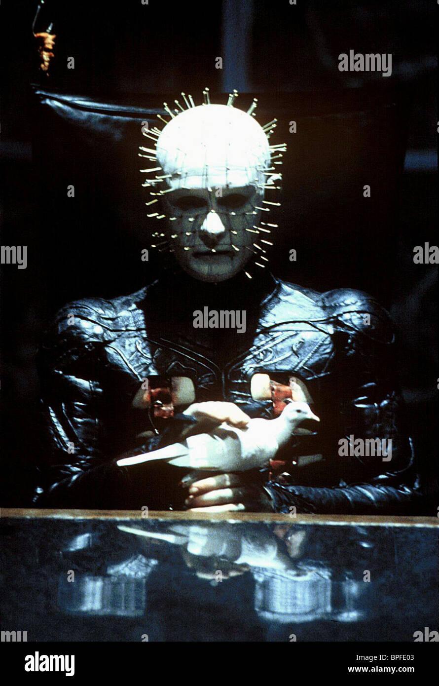 DOUG BRADLEY HELLRAISER IV: BLOODLINE (1996) - Stock Image