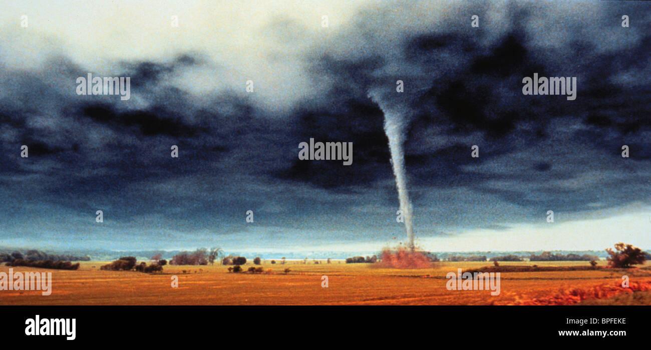 Tornado Scene Twister 1996 Stock Photo Alamy