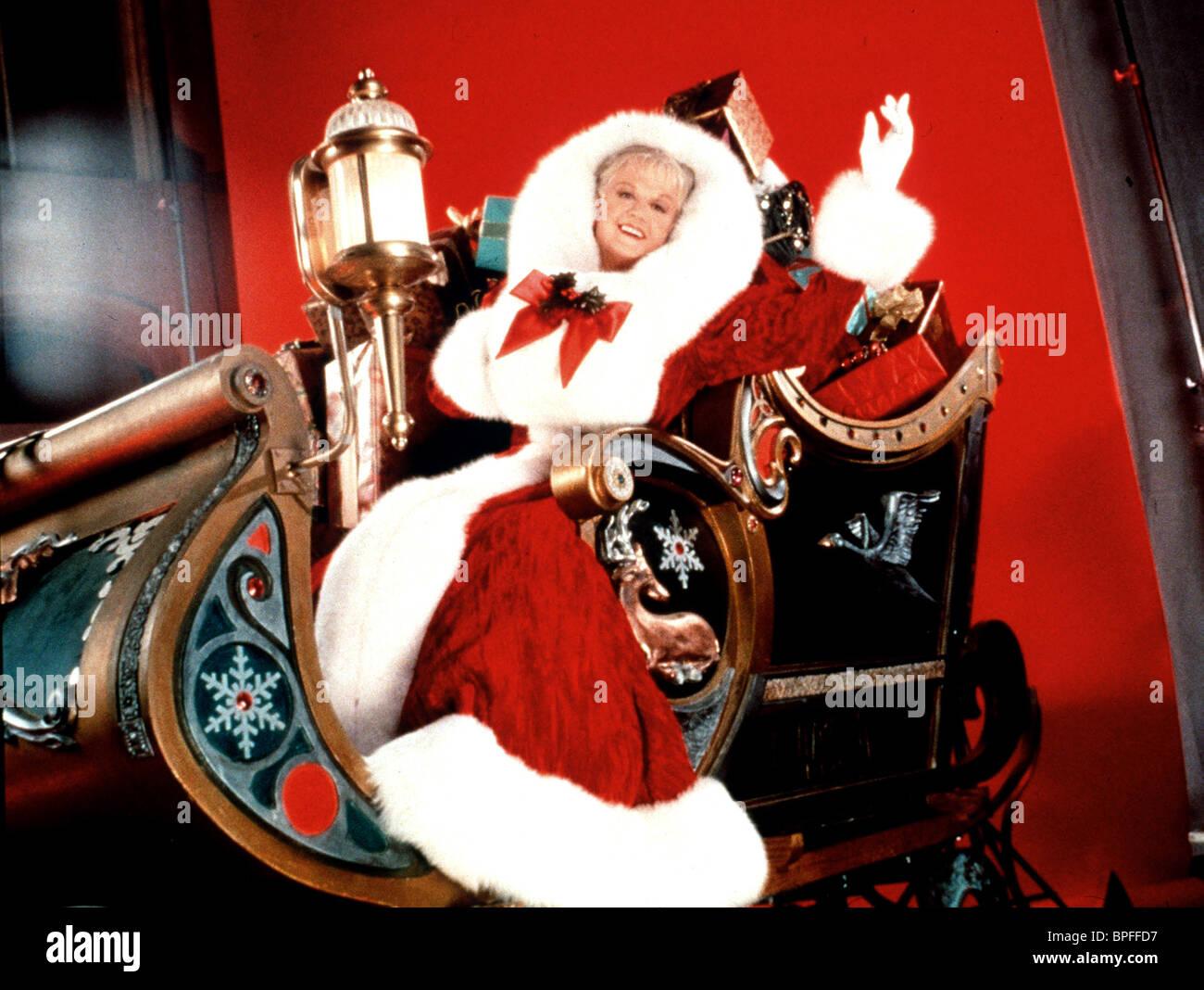 Angela Lansbury Mrs Santa Claus 1996 Stock Image