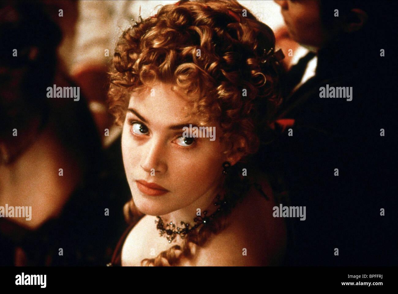 KATE WINSLET HAMLET (1996) - Stock Image