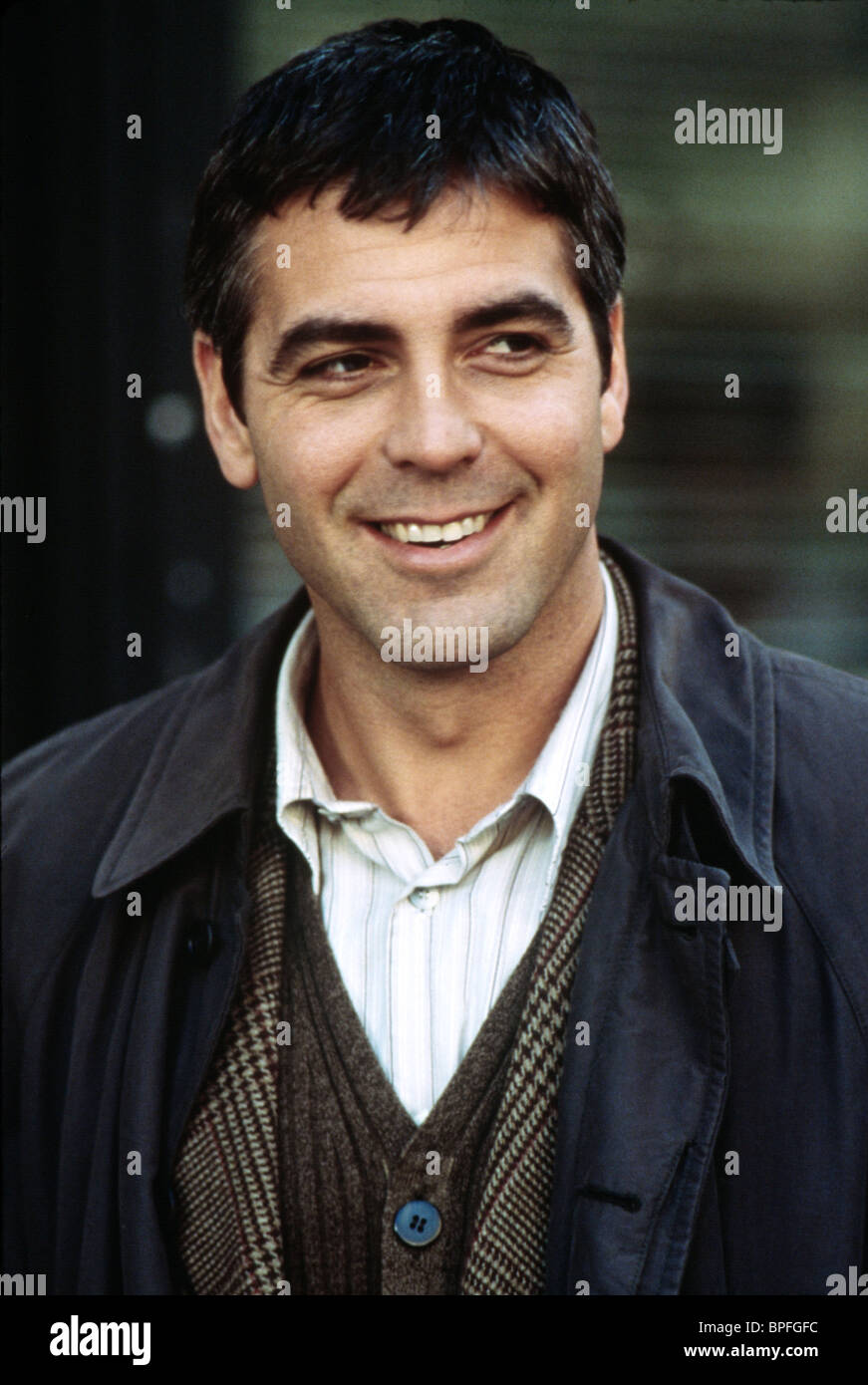 GEORGE CLOONEY ONE FINE DAY (1996) Stock Photo