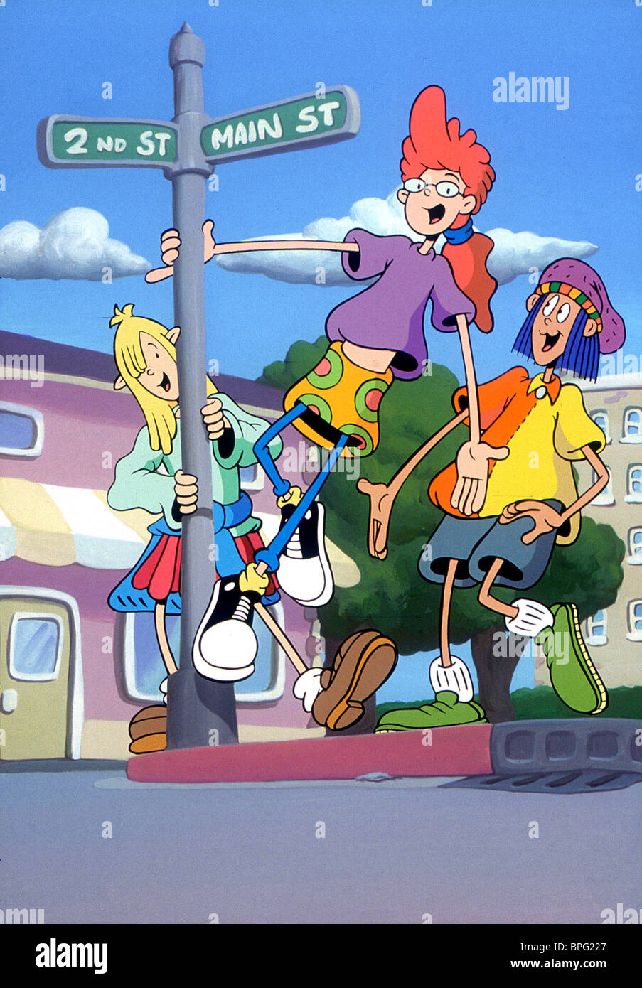 Pepper ann pictures