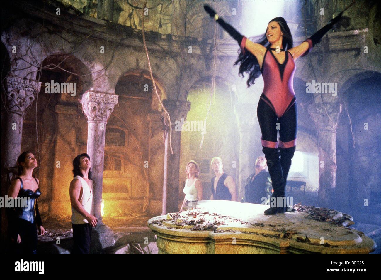 Talisa Soto Robin Shou Musetta Vander Mortal Kombat 2 Stock