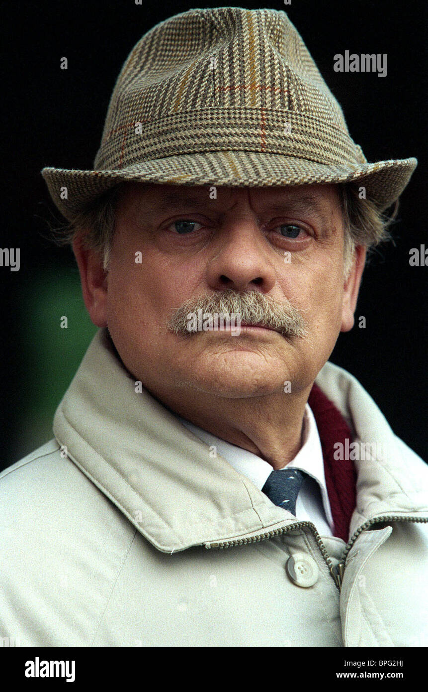 DAVID JASON A TOUCH OF FROST (1997) - Stock Image