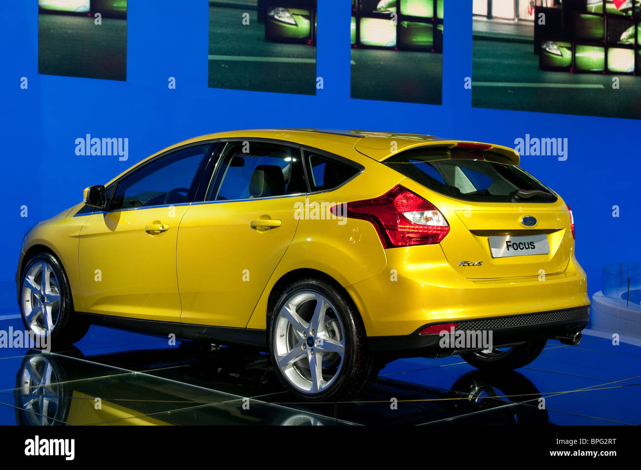 Ford Focus 2nd Generation >> Ford Focus Stock Photos & Ford Focus Stock Images - Alamy
