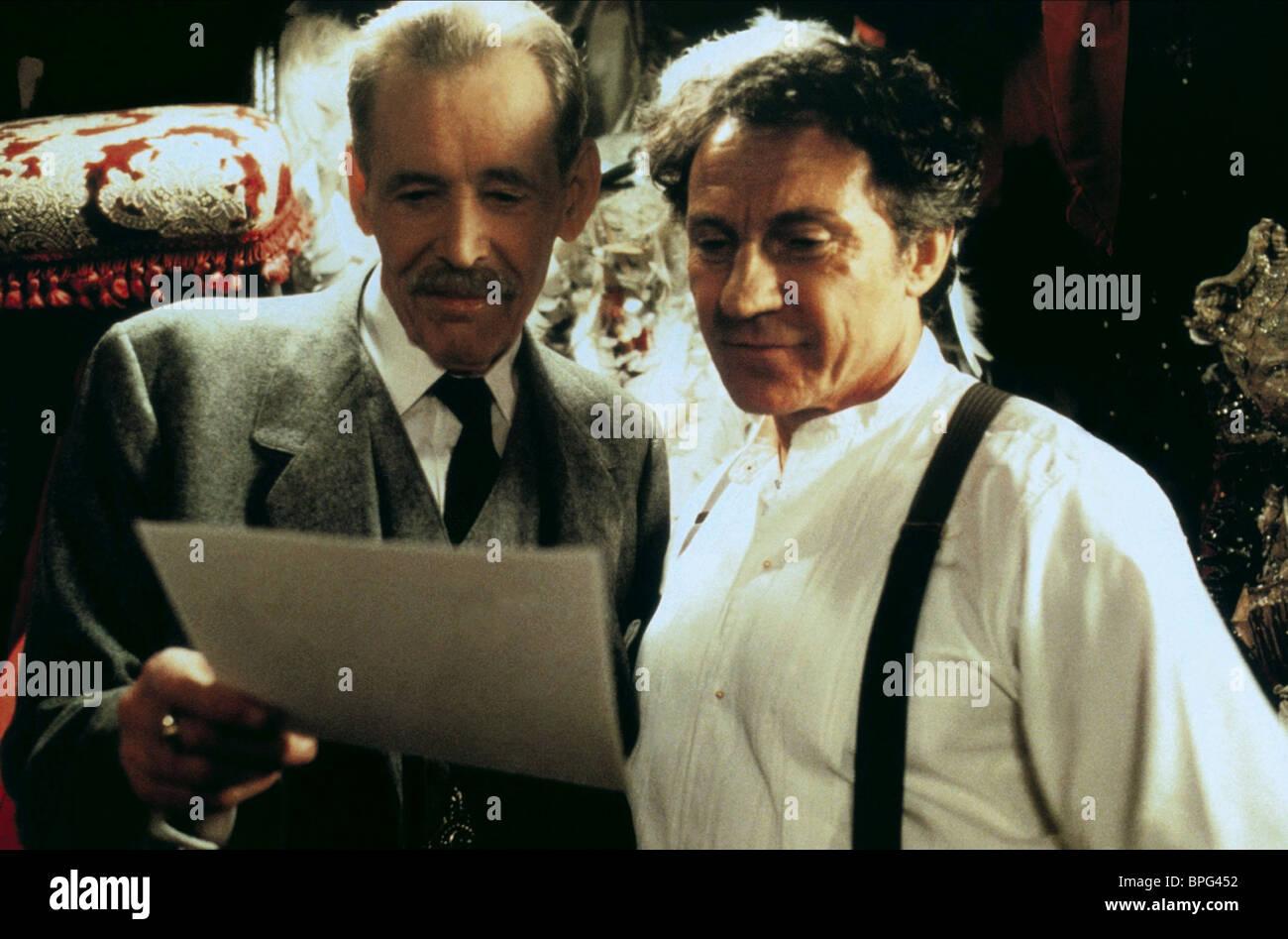 PETER O'TOOLE & HARVEY KEITEL FAIRYTALE: A TRUE STORY; ILLUMINATION (1997) - Stock Image