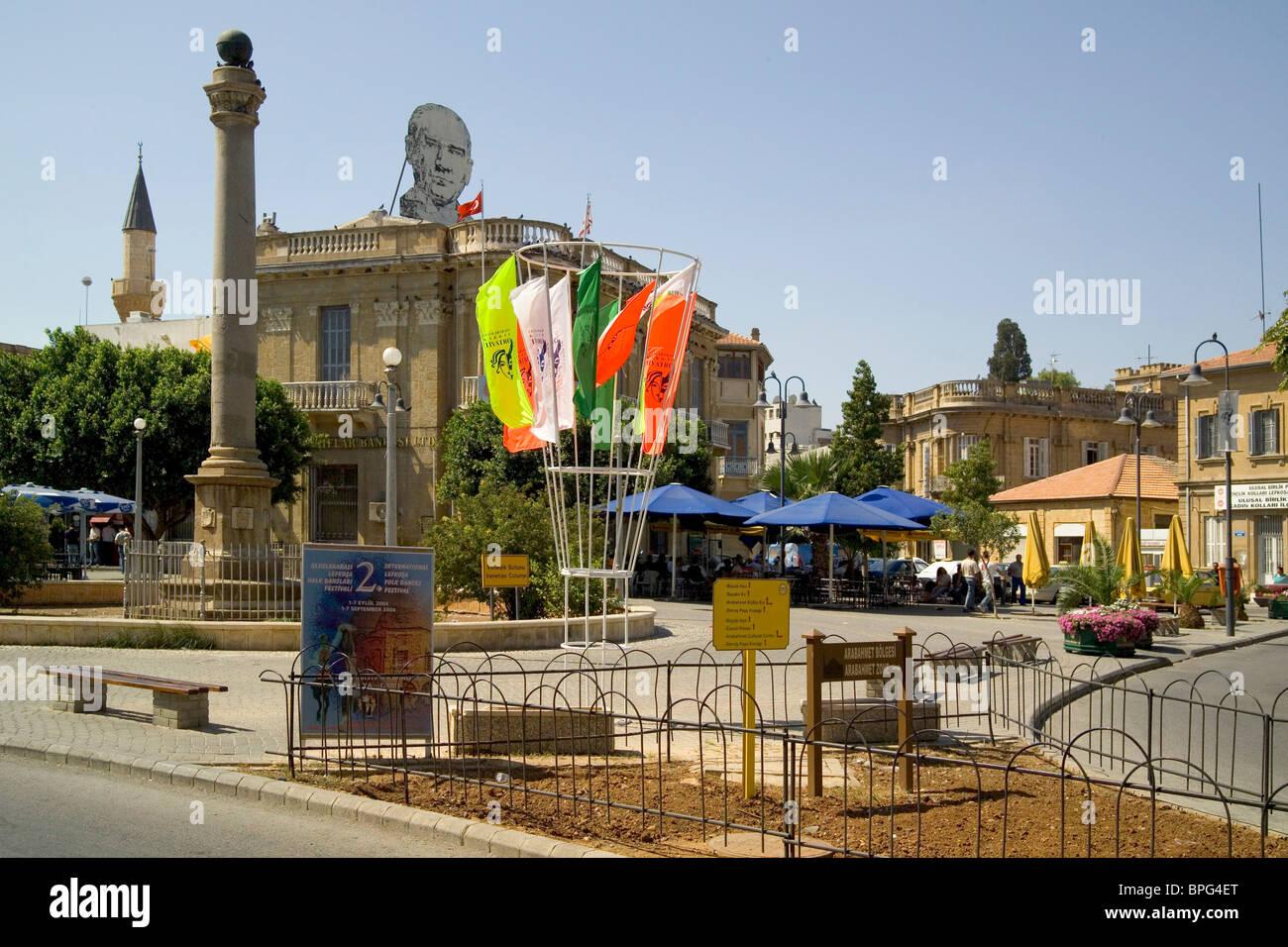 Northern Cyprus, Nicosia. Attractions, recreation 78