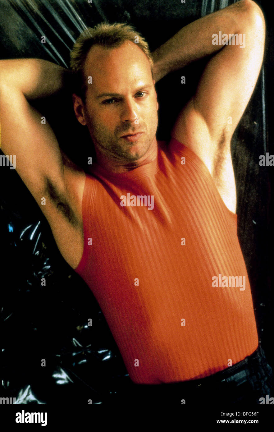 Bruce Willis The Fifth Element 1997 Stock Photo Alamy