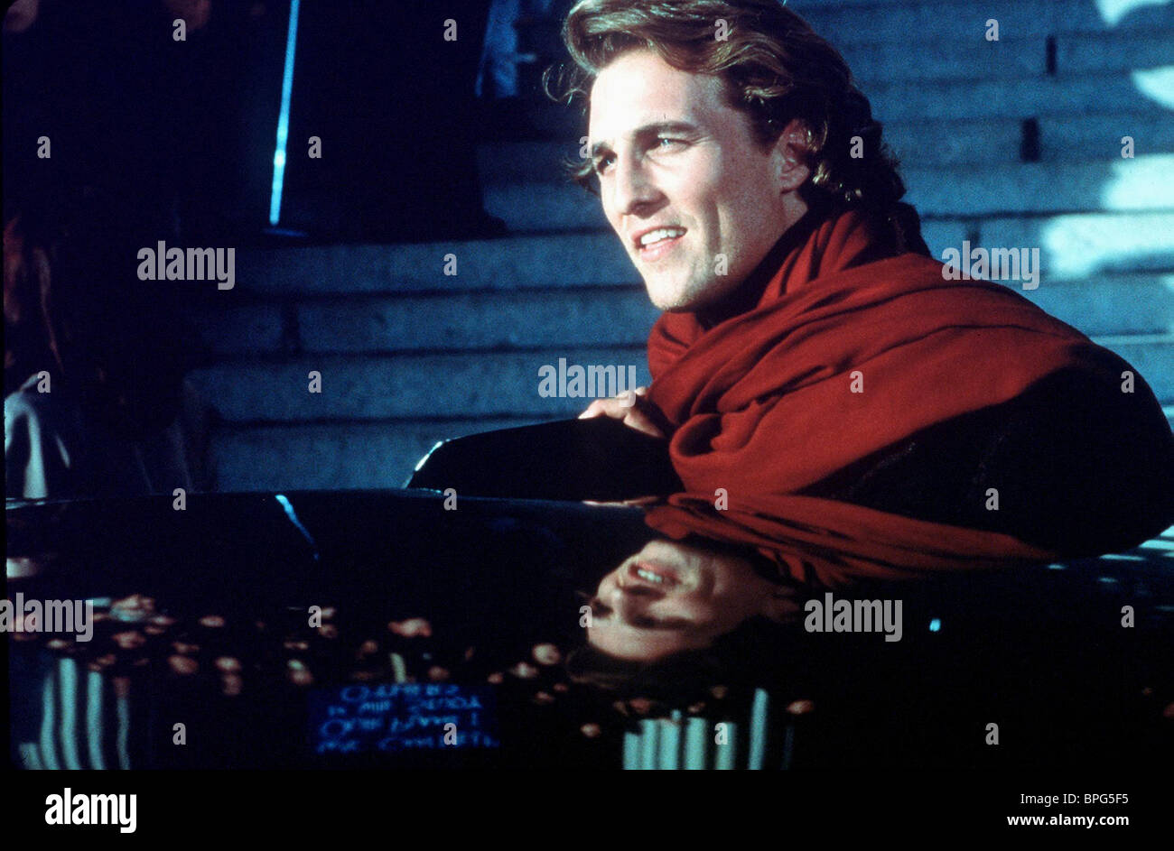 Matthew Mcconaughey Contact 1997 Stock Photo Alamy
