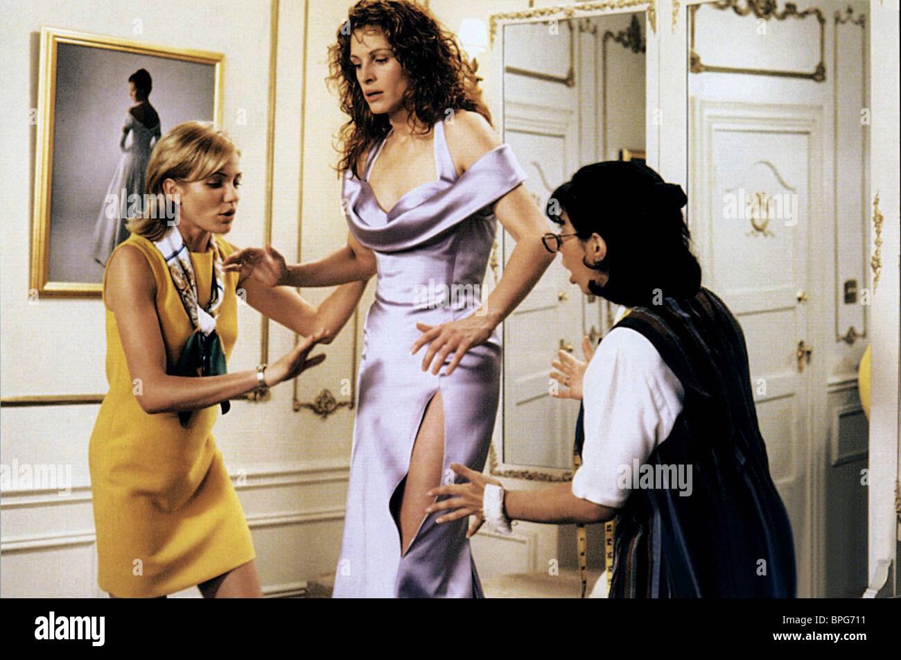 Cameron Diaz Julia Roberts My Best Friends Wedding 1997 Stock