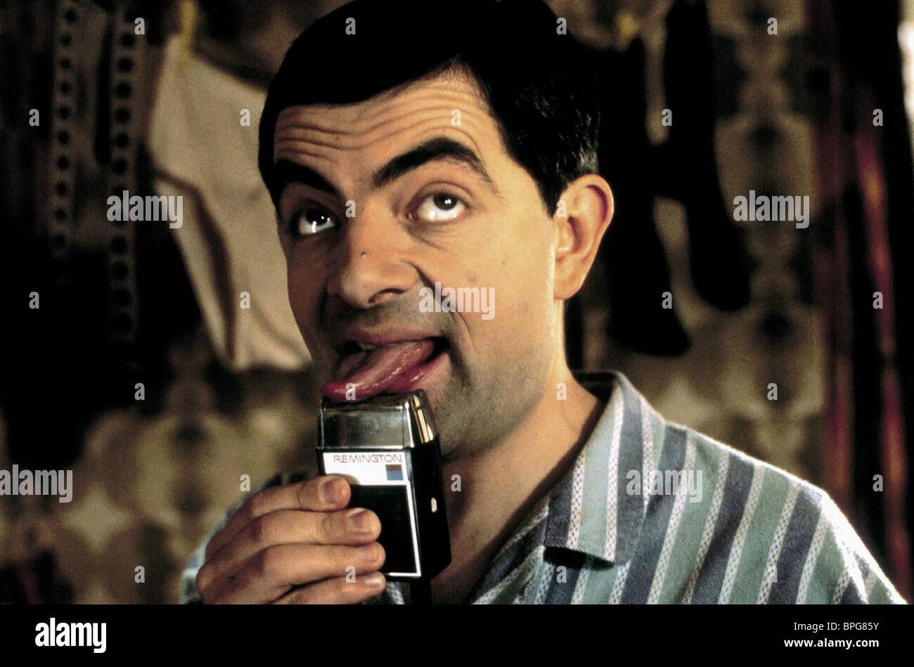 Rowan Atkinson Bean 1997 Stock Photo Alamy