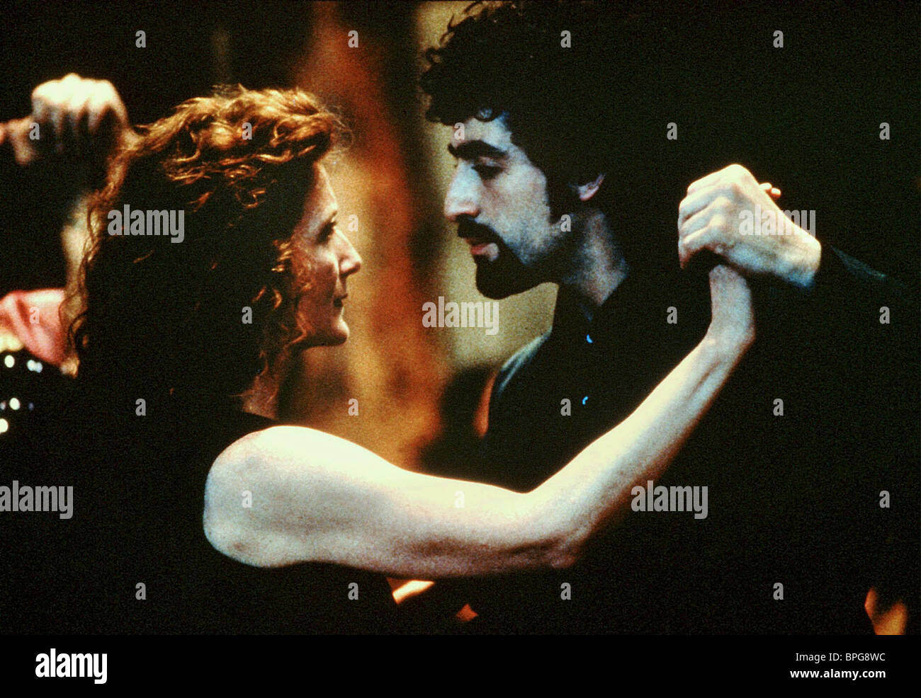 SALLY POTTER & PABLO VERON THE TANGO LESSON (1997) - Stock Image