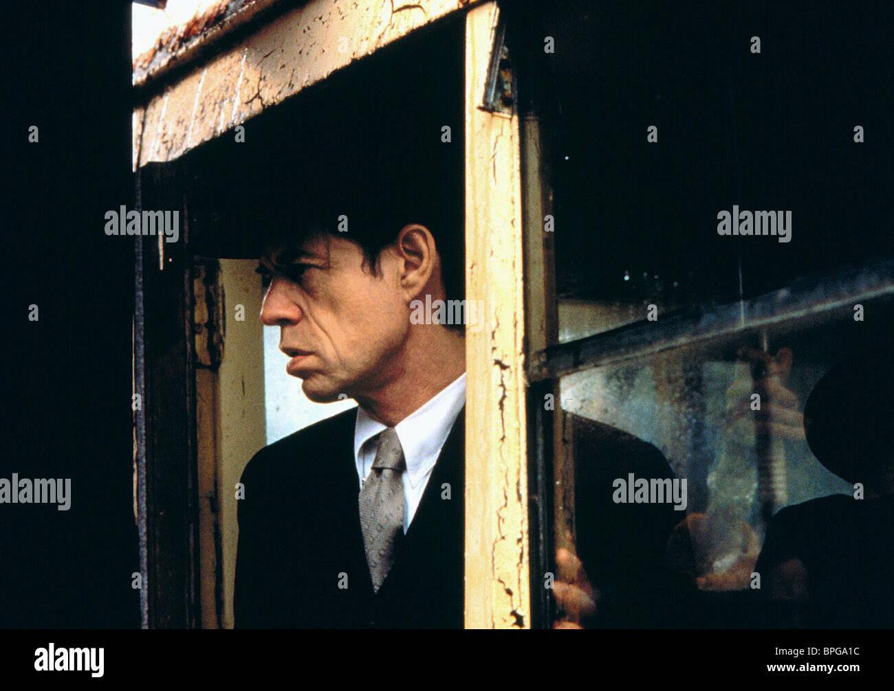 MICK JAGGER BENT (1997) - Stock Image