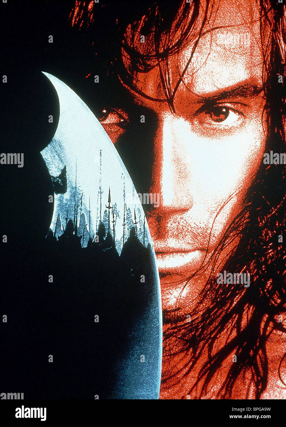 KEVIN SORBO KULL THE CONQUEROR (1997) - Stock Image