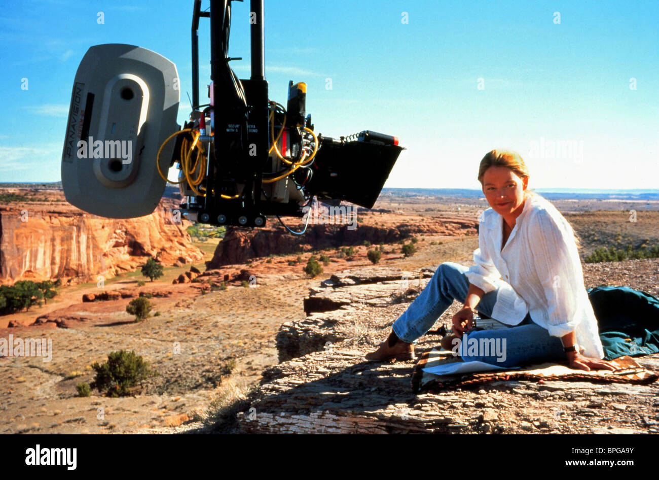 Contact Movie Jodie High Resolution Stock Photography And Images Alamy
