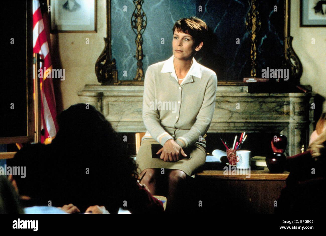 JAMIE LEE CURTIS HALLOWEEN H20: 20 YEARS LATER; HALLOWEEN 7 (1998) - Stock Image