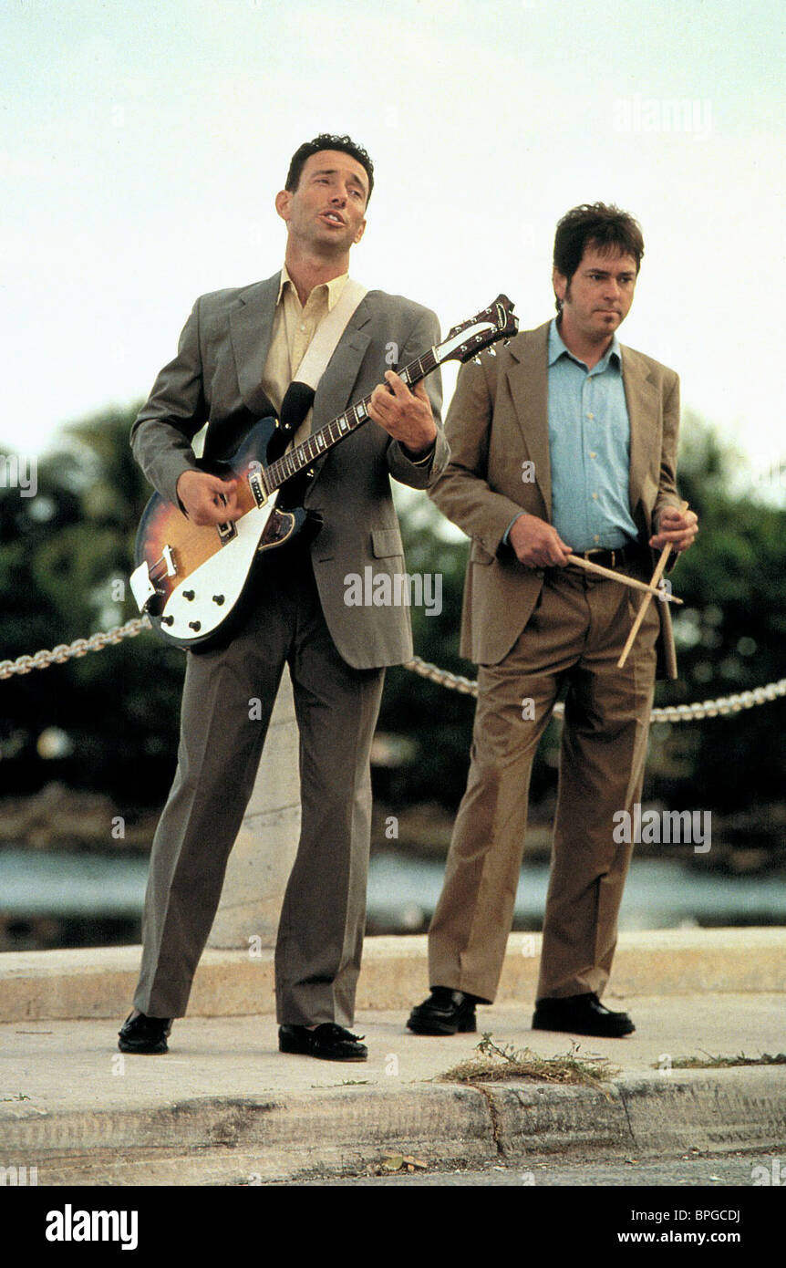 JONATHAN RICHMAN TOMMY LARKINS THERE'S SOMETHING ABOUT MARY (1998) - Stock Image