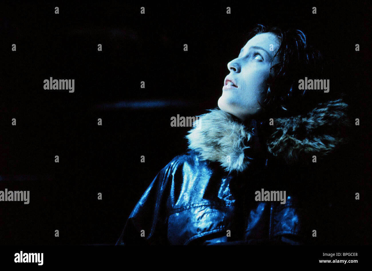 GILLIAN ANDERSON THE X-FILES: THE MOVIE (1998) - Stock Image
