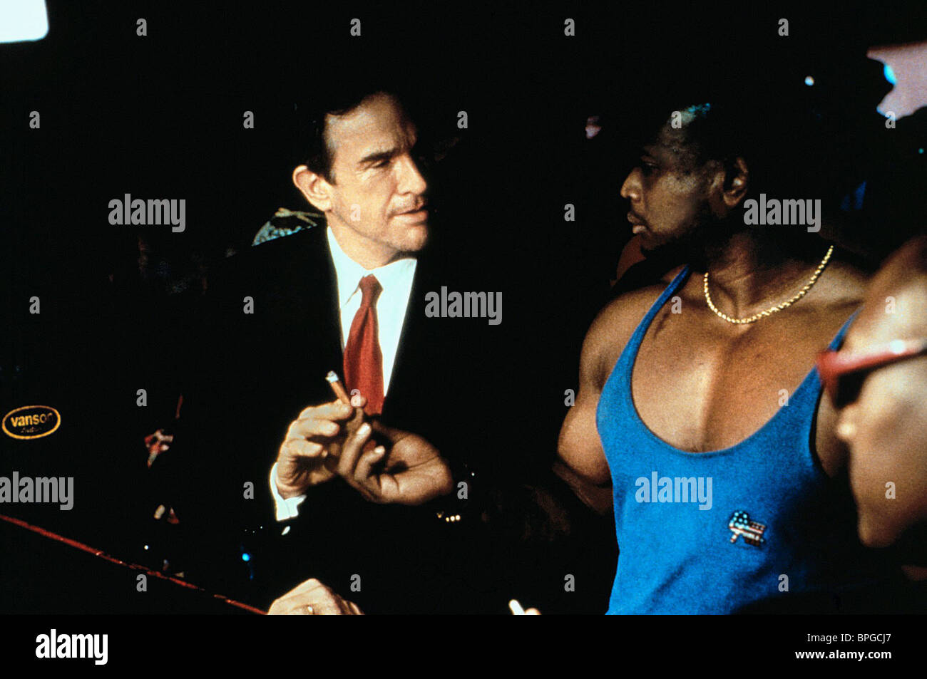 WARREN BEATTY BULWORTH (1998) - Stock Image