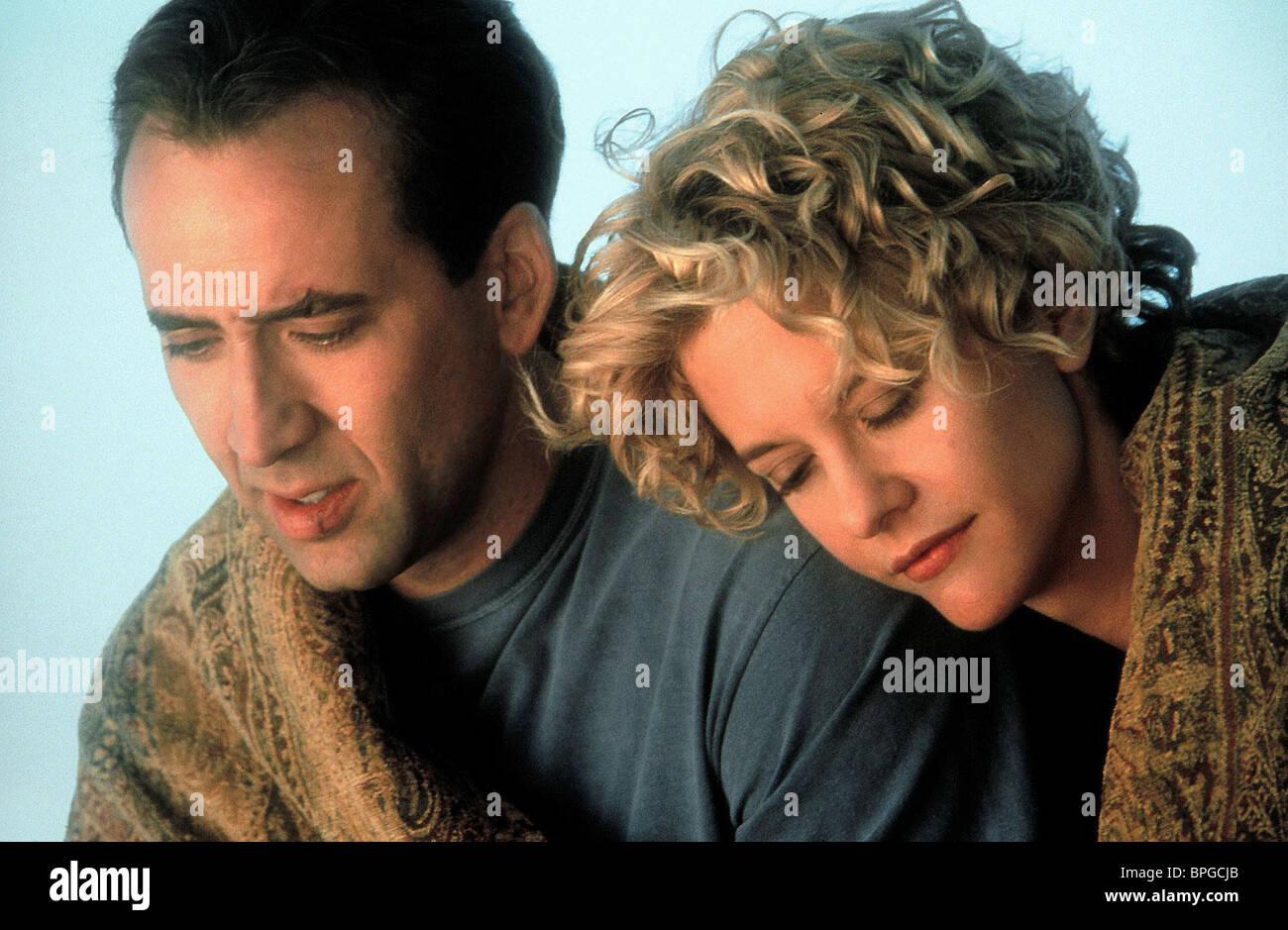 Nicolas Cage Meg Ryan City Of Angels 1998 Stock Photo Alamy