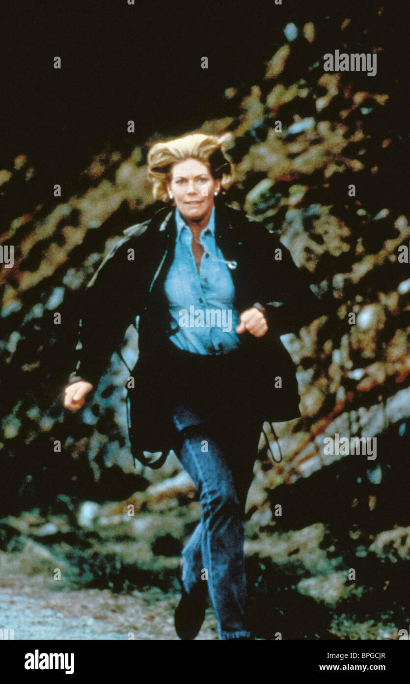 KELLY MCGILLIS STORM CHASERS; REVENGE OF THE TWISTER (1998) - Stock Image