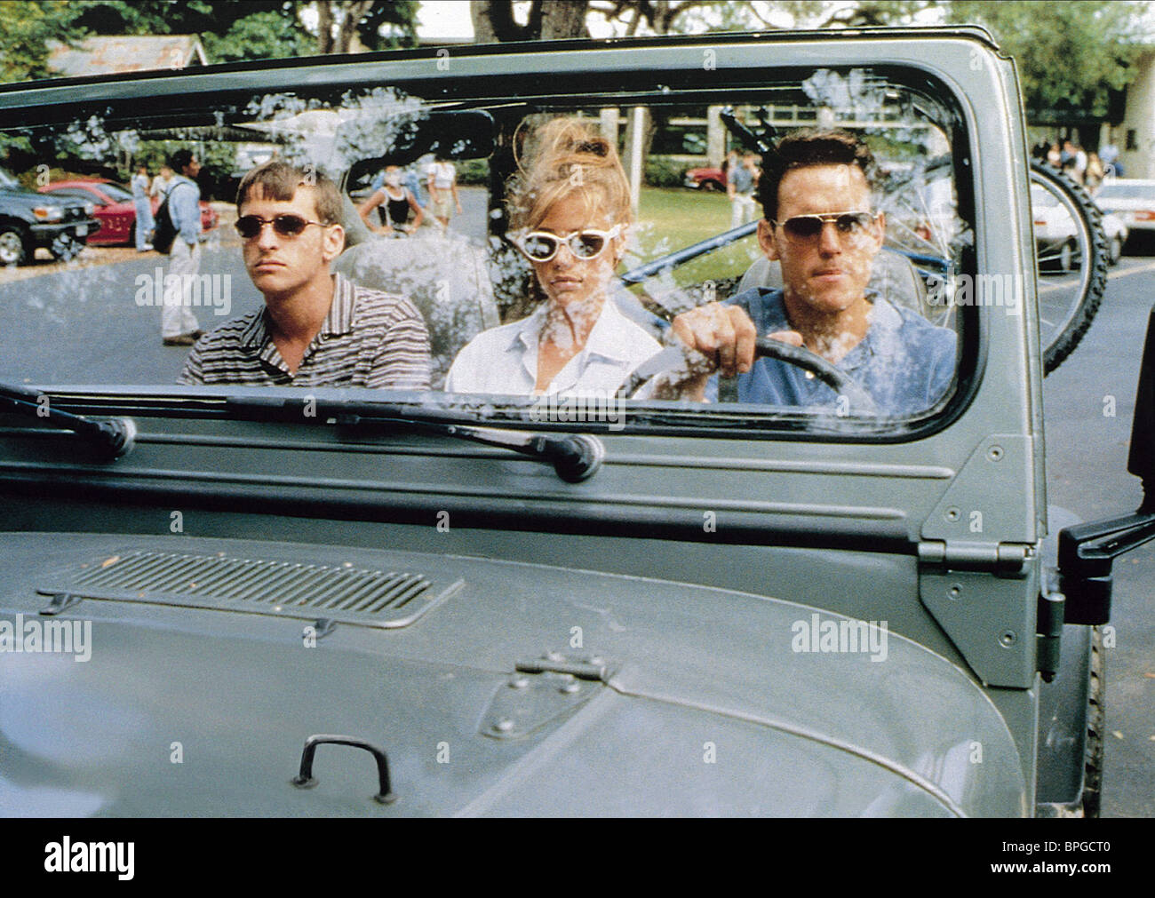 CORY PENDERGAST DENISE RICHARDS & MATT DILLON WILD THINGS (1998) - Stock Image