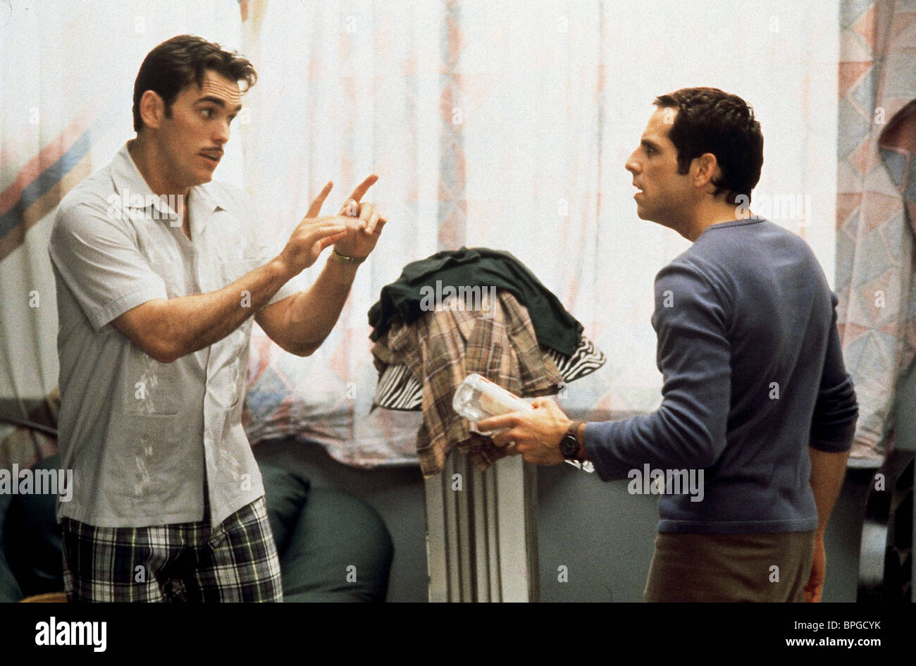MATT DILLON, BEN STILLER, THERE'S SOMETHING ABOUT MARY, 1998 - Stock Image