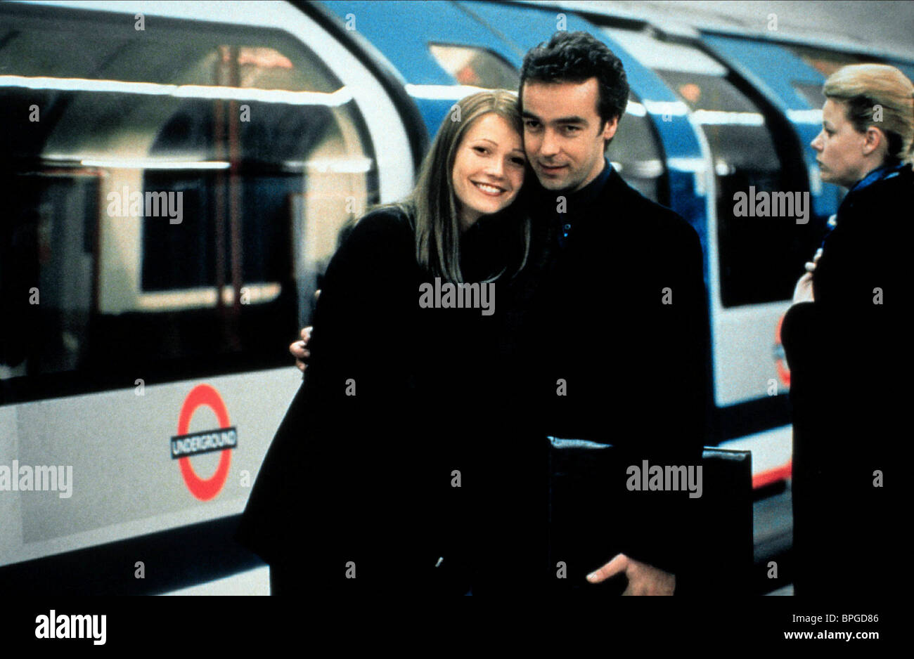 GWYNETH PALTROW u0026 JOHN HANNAH SLIDING DOORS (1998)  sc 1 st  Alamy & GWYNETH PALTROW u0026 JOHN HANNAH SLIDING DOORS (1998 Stock Photo ...