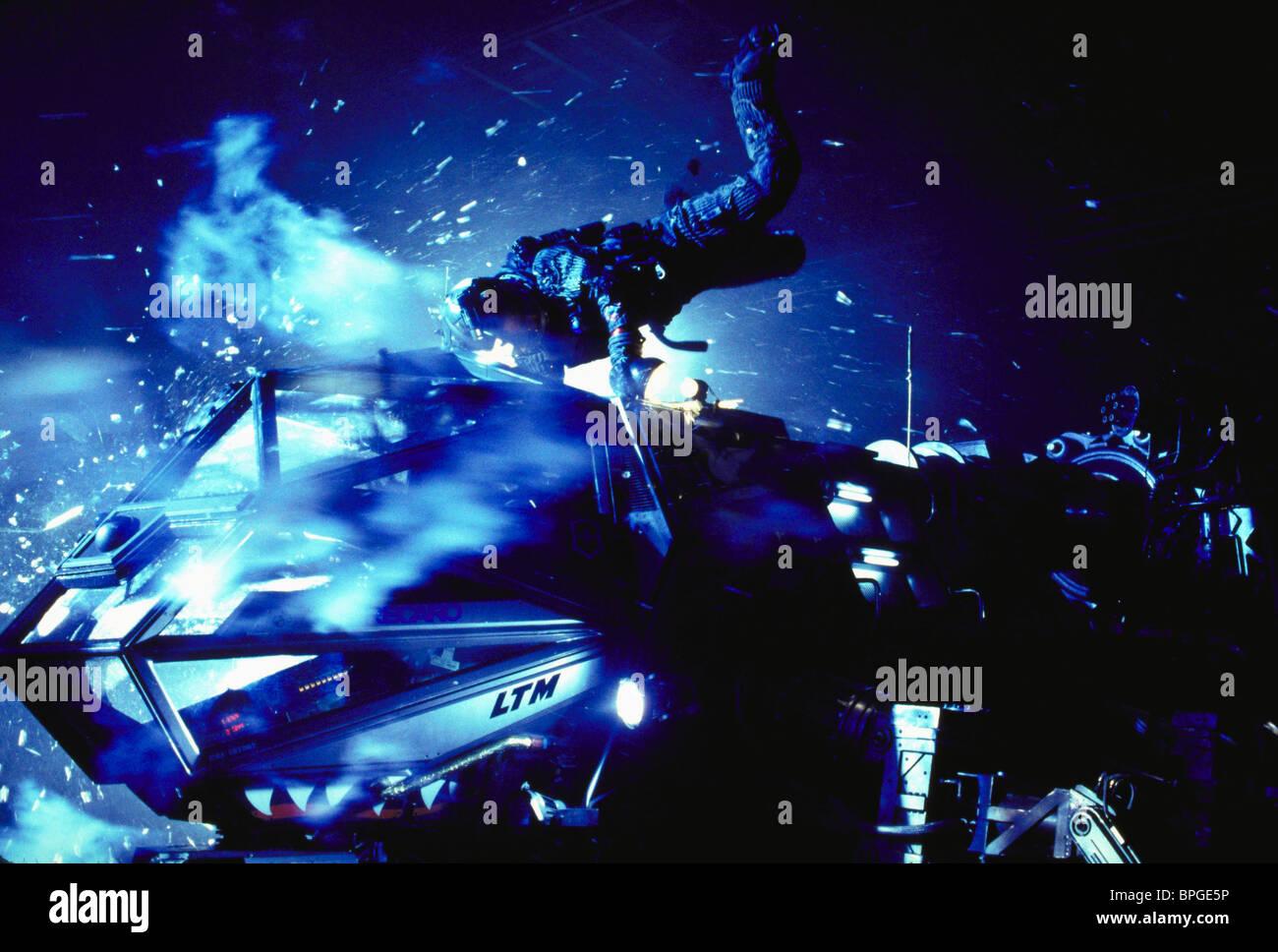 ACTION SCENE ARMAGEDDON (1998) - Stock Image