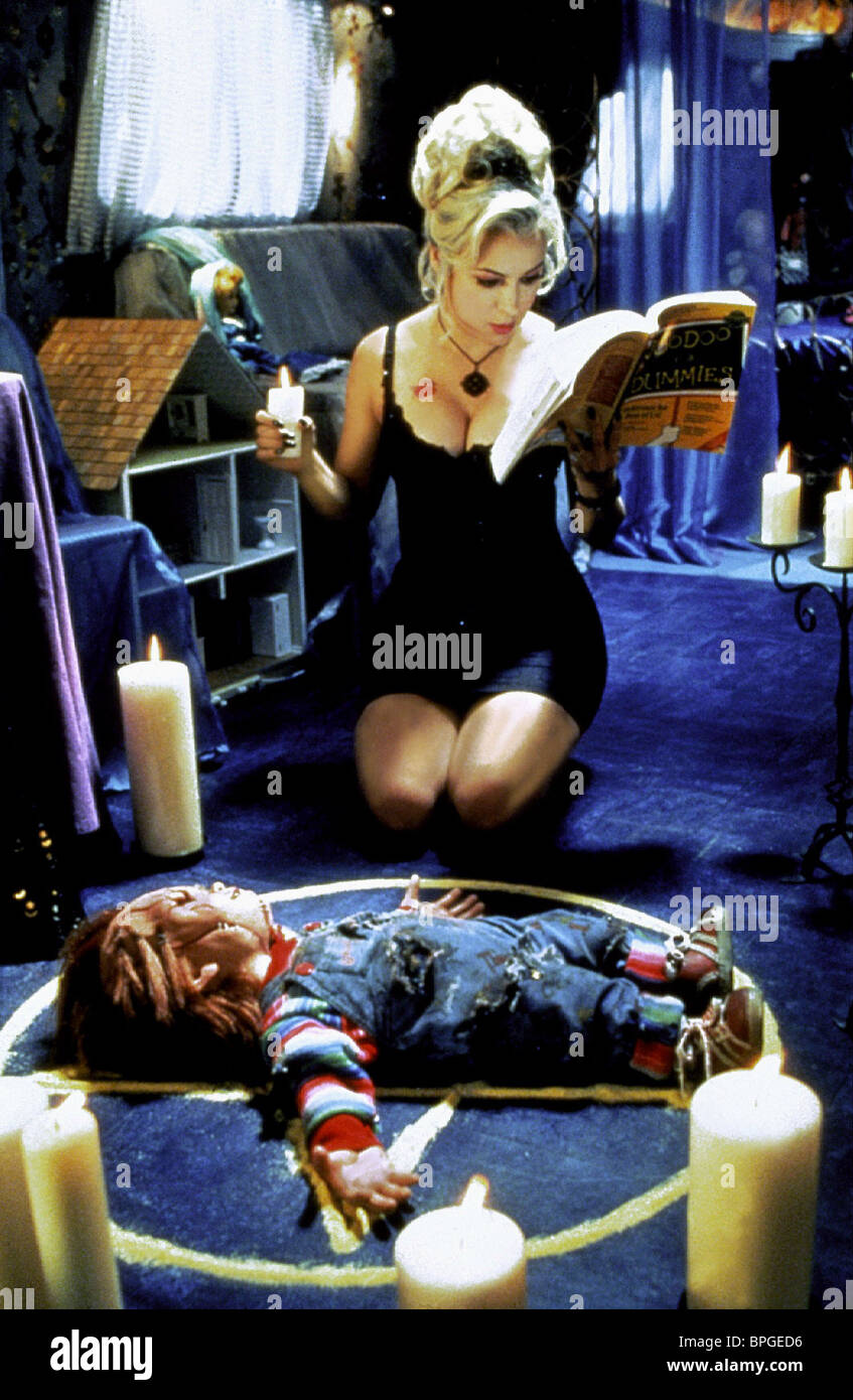 Pin by .. on cinematography | Bride of chucky, Tiffany