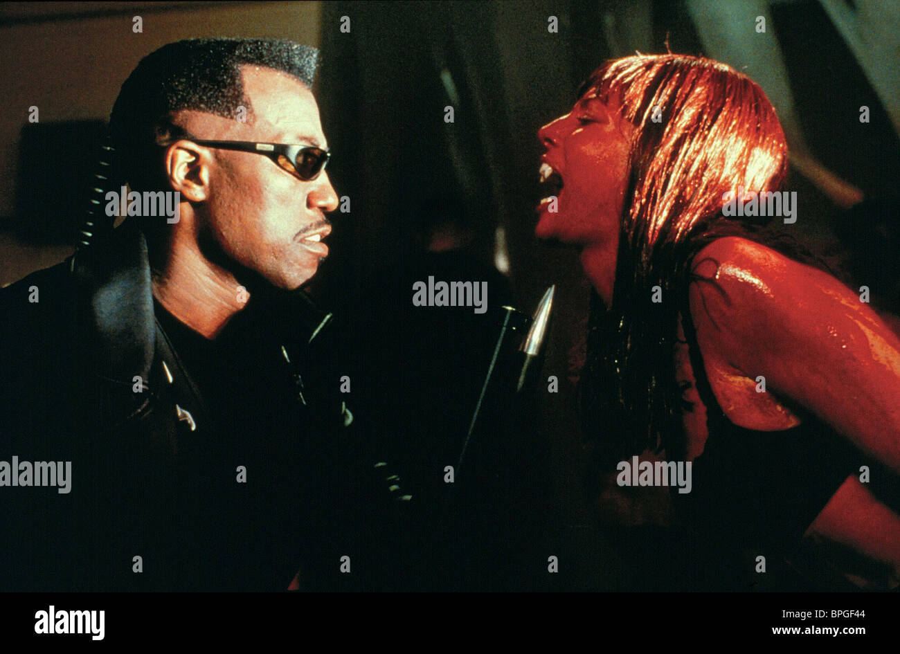 Traci lords in blade