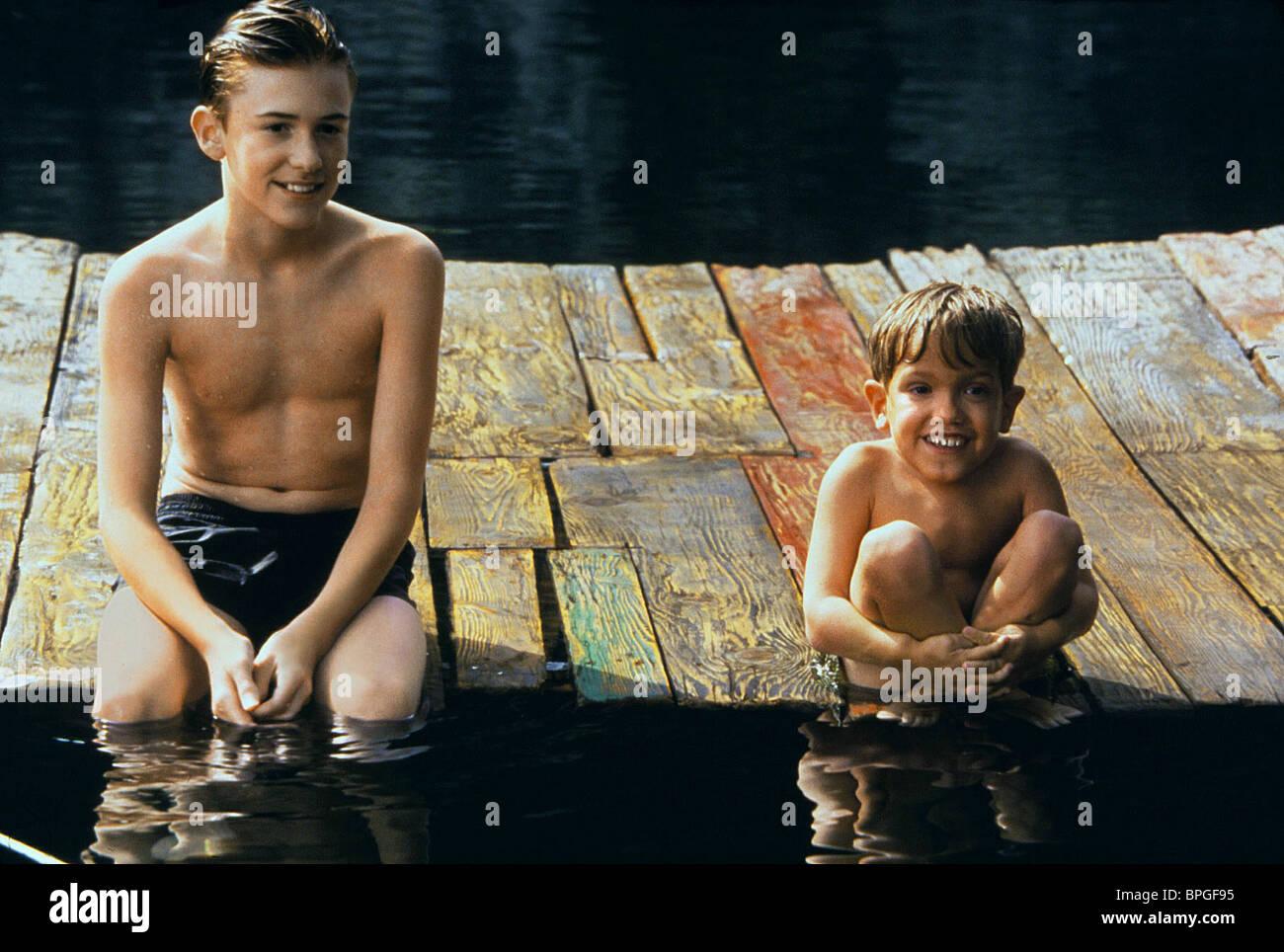 JOSEPH MAZZELLO, IAN MICHAEL SMITH, SIMON BIRCH, 1998 - Stock Image