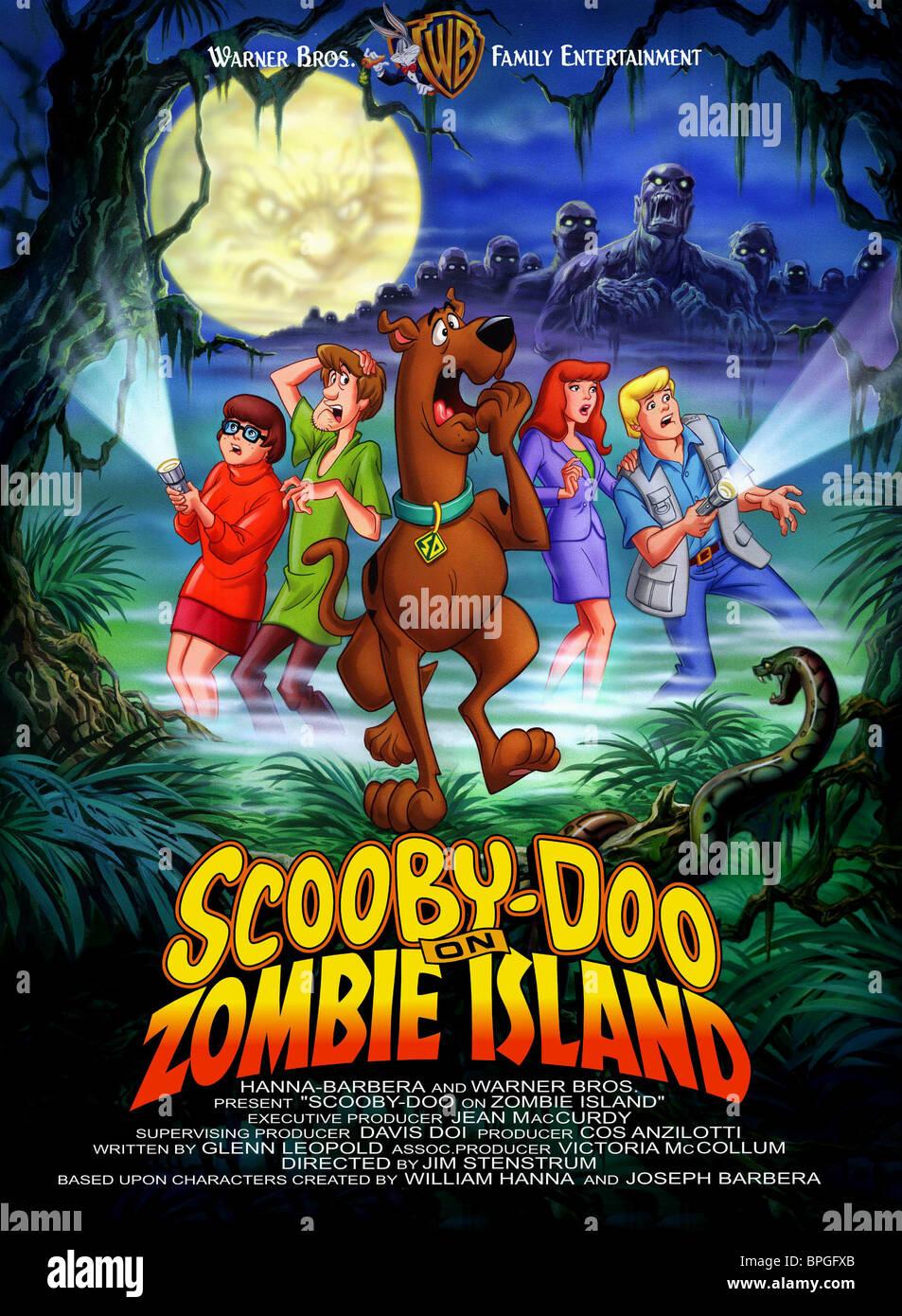 Scooby Doo Zombie Island Deutsch