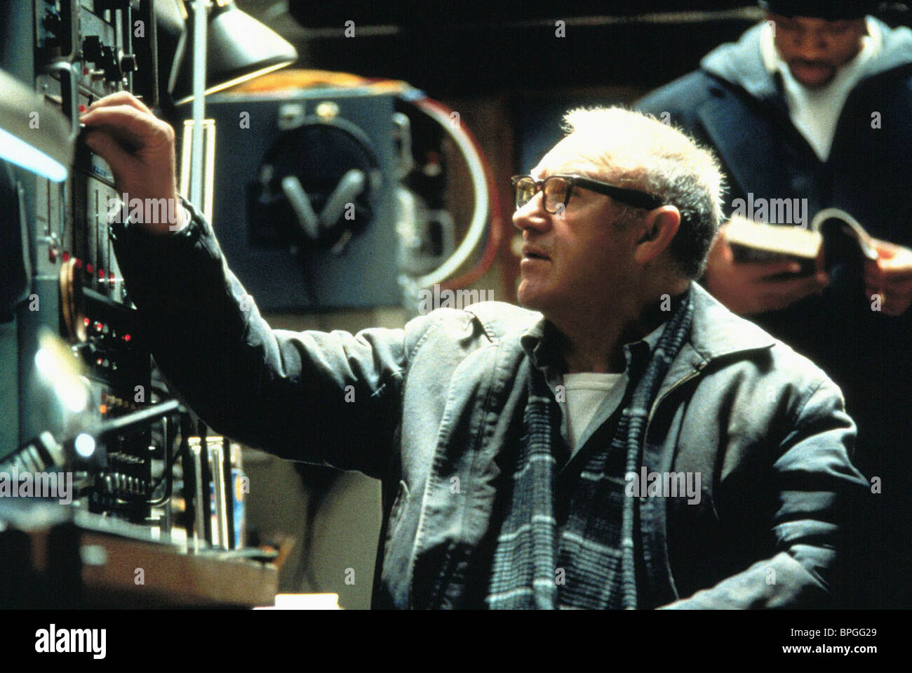 Gene Hackman Enemy Of The State 1998 Stock Photo Alamy