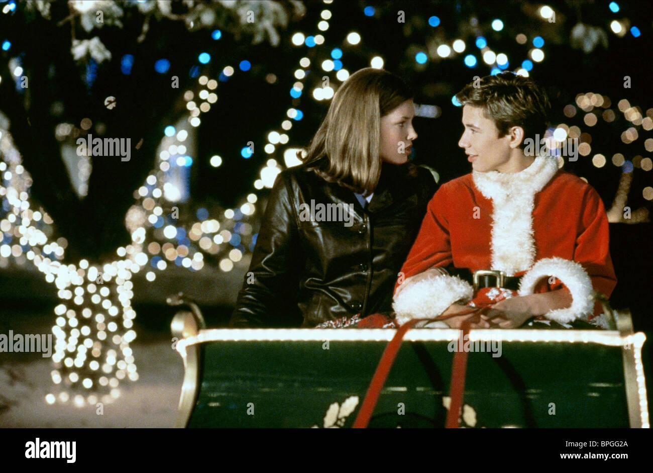 Ill Be Home For Christmas 1998.Jessica Biel Jonathan Taylor Thomas I Ll Be Home For
