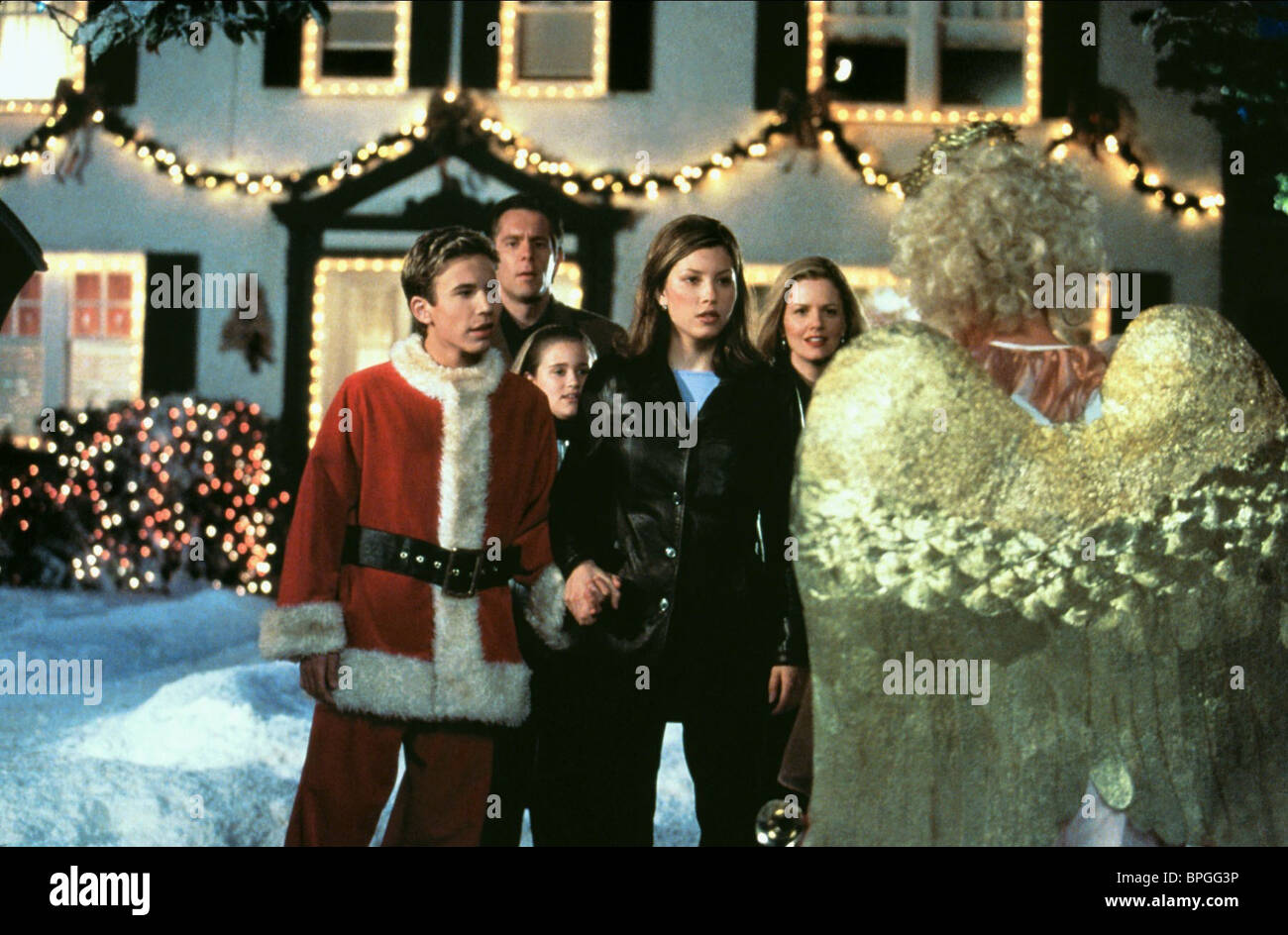 Ill Be Home For Christmas 1998.Jonathan Taylor Thomas Jessica Biel I Ll Be Home For