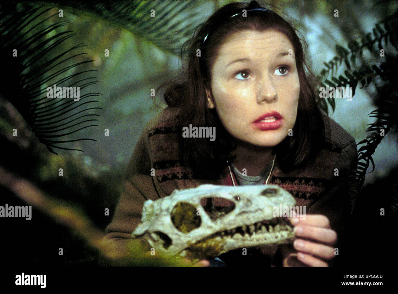 LIZ STRAUBER T-REX: BACK TO THE CRETACEOUS (1998) - Stock Image
