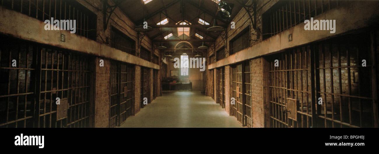 THE GREEN MILE THE CELLS (1999) - Stock Image