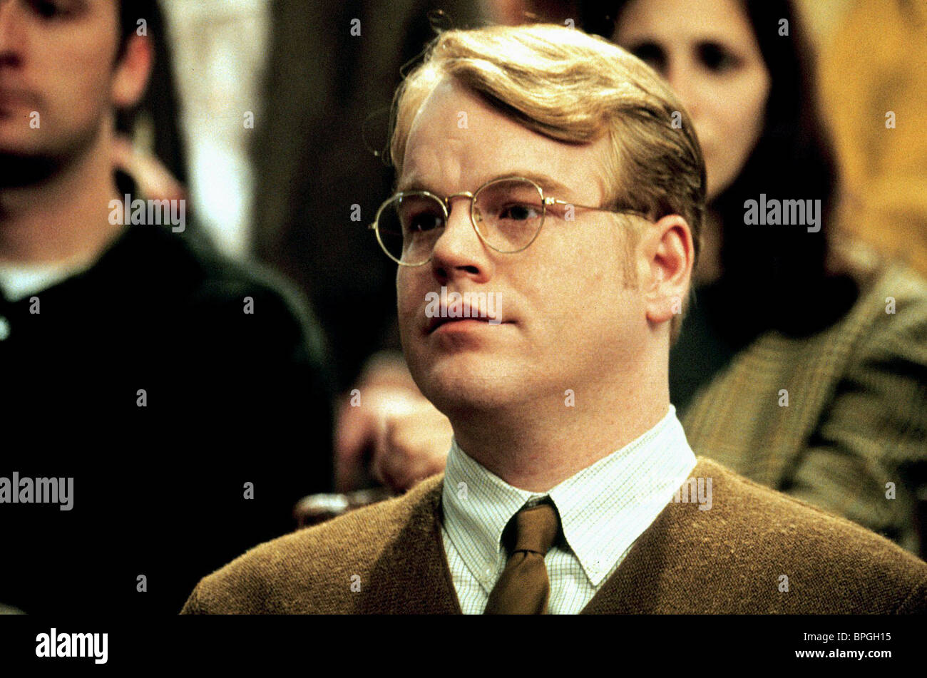 Philip Seymour Hoffman Patch Adams 1998 Stock Photo Alamy